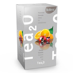 Tea2O Pomaranč & Guarana 20x1,5g